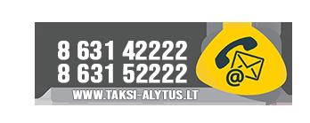 Pigus Taksi Alytuje